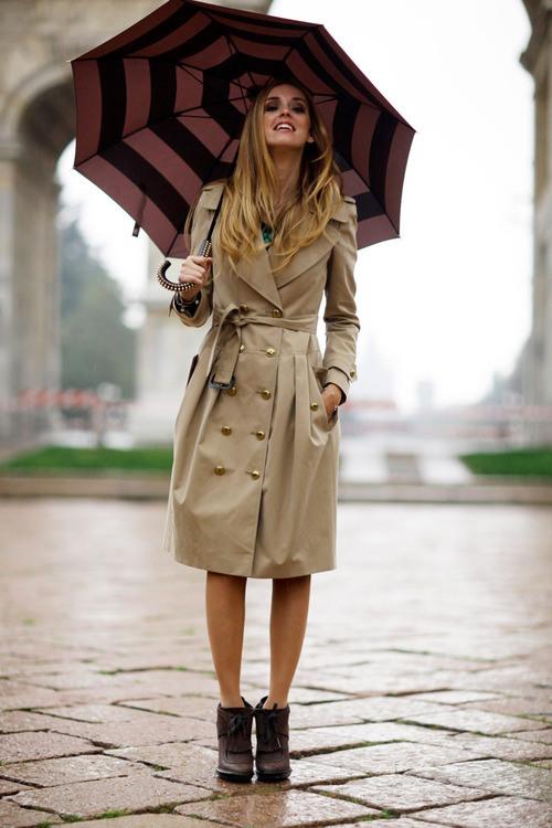 street-style-umbrella-trench