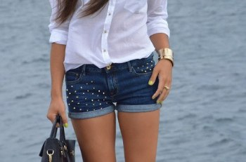 look-book-white-jeans-shorts-fashion-Favim.com-553207