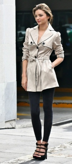 Trench coat curto neutro (01)