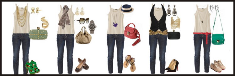 5-looks-basicos