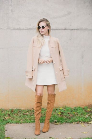 0a9f8b49ceadeff0b791253c6bd04195--high-collar-dress-suede-boots