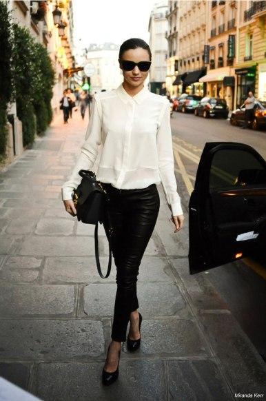 street-style-the-perfect-silk-shirt-miranda-kerr