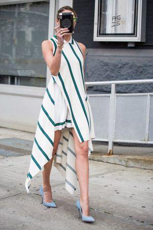 vestidos-do-verao-2018-listras-verde