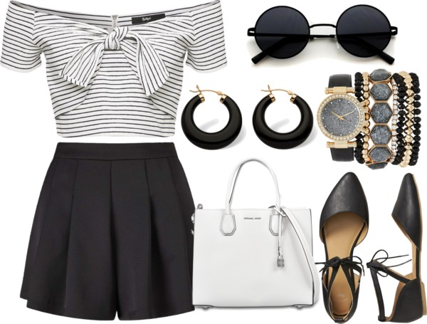 blusa-cropped-listrada-black-white