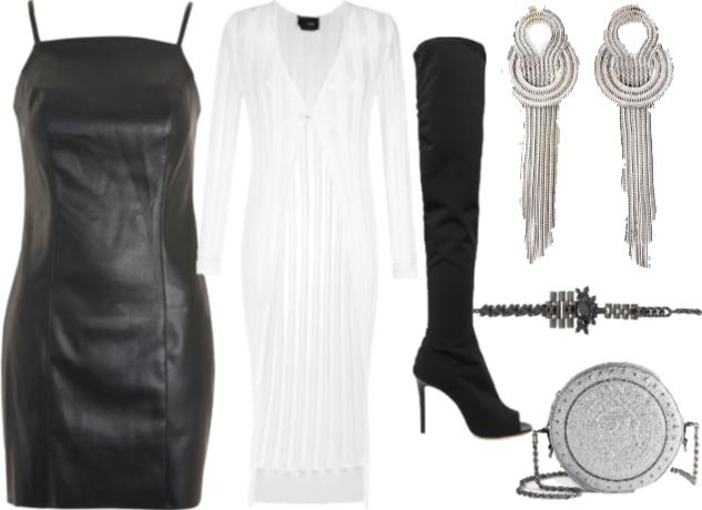 vestido-couro-preto-1peça-3looks (1)