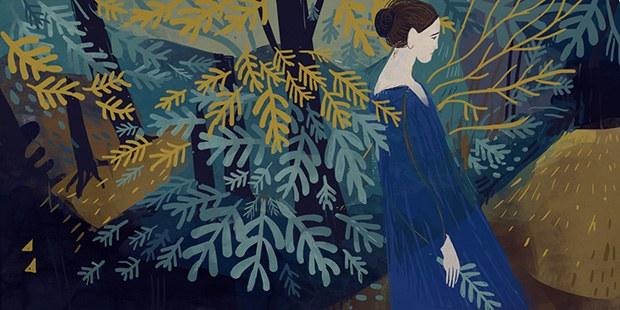 ilustrações-femininas-arte-para-inspirar-alexandra-dvornikova (5)