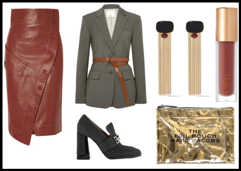 1peça-3looks-saia-couro-leather-skirt (3)