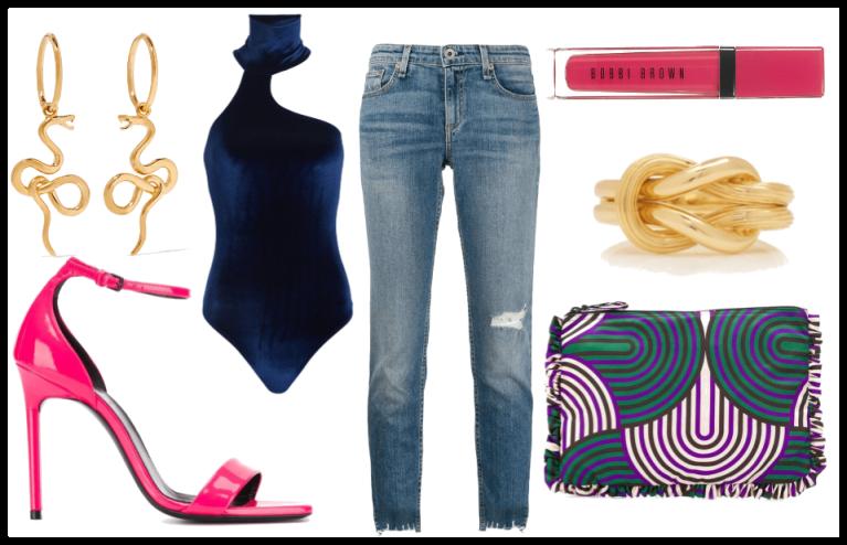 1peça-3looks-sandália-pink-neon-high-heels (3)