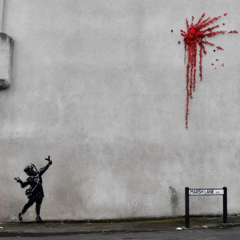 banksy-valentines-day-mural-bristol-february-2020- (1)