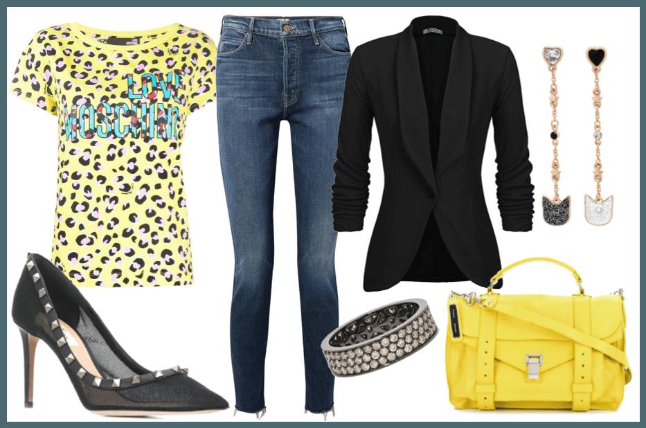 1peça-3looks-tshirt-animal-print-fashion (3)